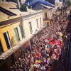 Five Gotta-Catch Vieux Carré Parades Photo