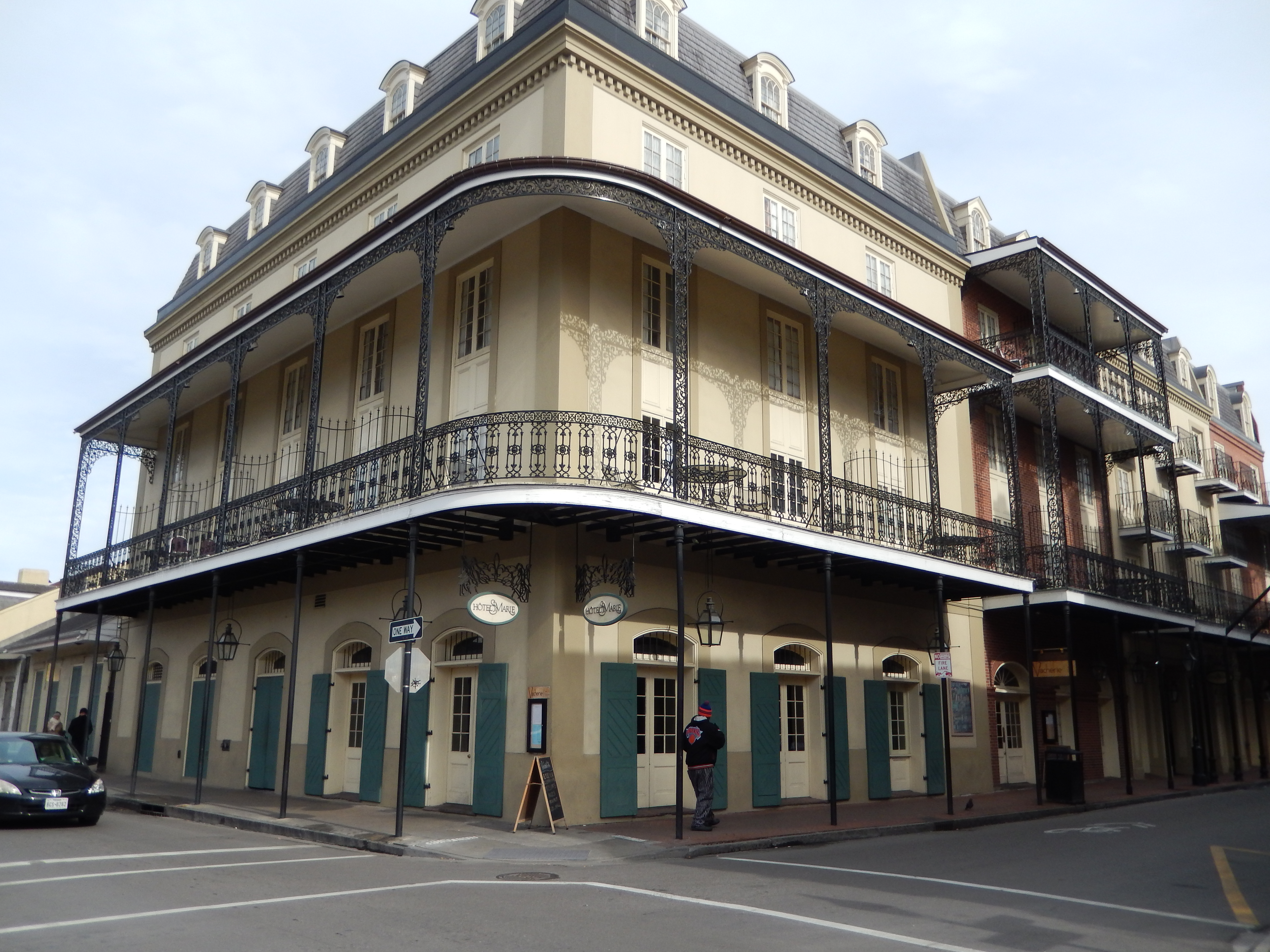 Hotel St Marie French Quarter Hotels