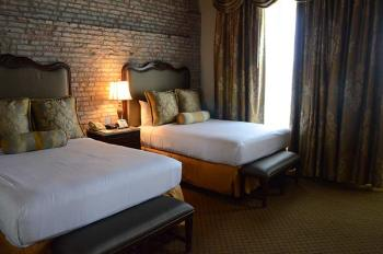 French Market Inn guest room