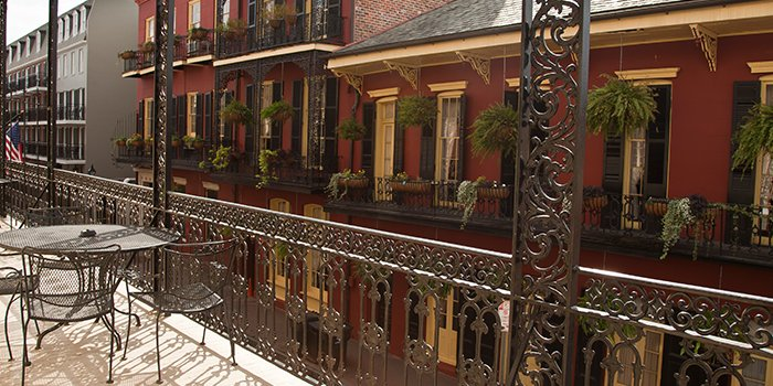 A Stay At The Historical Hotel St Marie French Quarter Hotels